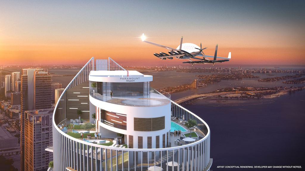 PARAMOUNT flying car 2