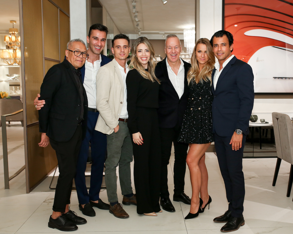Miami's Estates at Acqualina and Luxury Living: Celebrate Karl Lagerfeld's Only U.S Residential Design