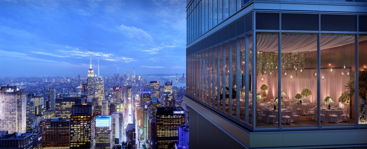 The World's Highest And Most-Private Residential Club