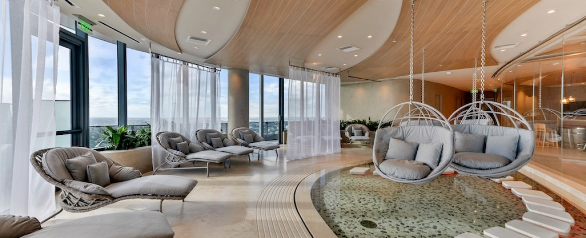 Architect Massimo Iosa Ghini On Designing The Interiors For Brickell Flatiron