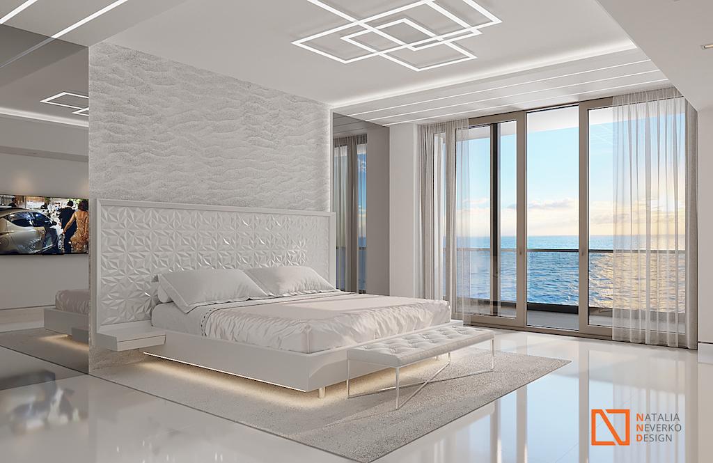 Natalia Neverko Residences By Armani Casa Master Bedroom