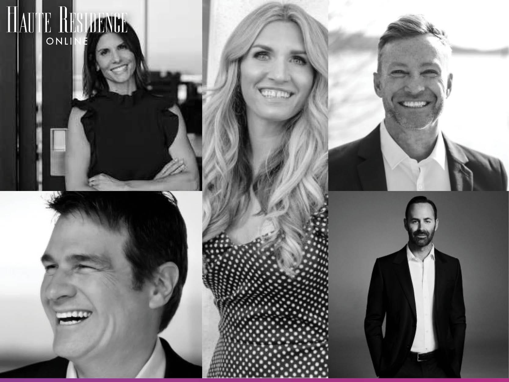 California real estate panel webinar, Bacal, Bambace, Wilder, Carswell, Gemme