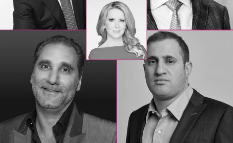 Jules Trump, Michael Stern, Edgardo Defortuna, Louis Birdman, Cheryl Casone