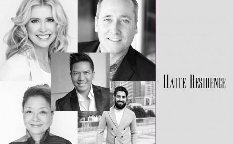 Olivia Hsu Decker, Michael Dreyfus, Herman Chan, Roh Habibi, and Jill Levy, bay area real estate webinar