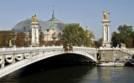 KC Martin - Pont Alexandre III - Paris - Eiffel Tower