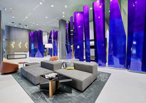 lobby - quadro