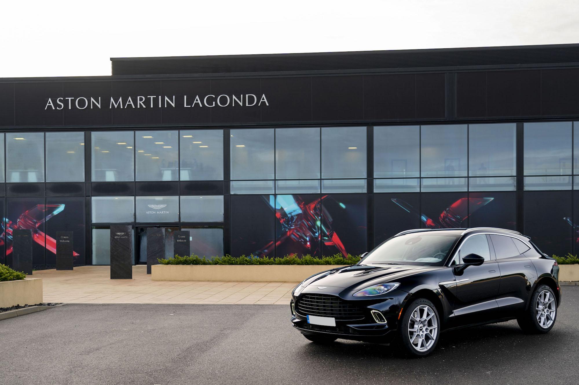Aston Martin Residences - Aston Martin DBX
