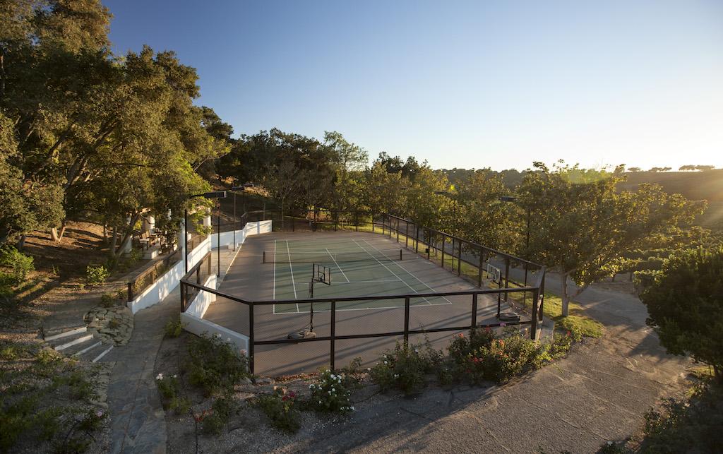 Tennis Court Carey Kendall oct 2020