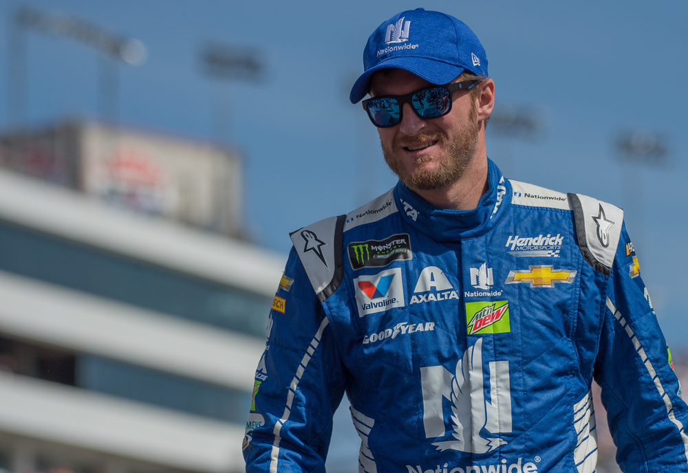 Dale Earnhardt Jr. Feb2021