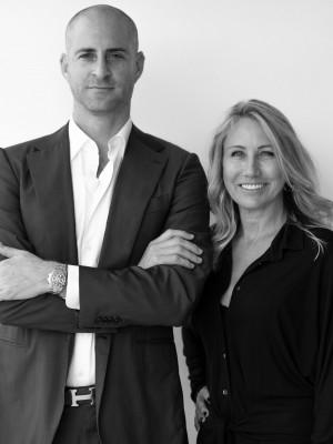 Dan Hechtkopf and Marci DeClaris headshot