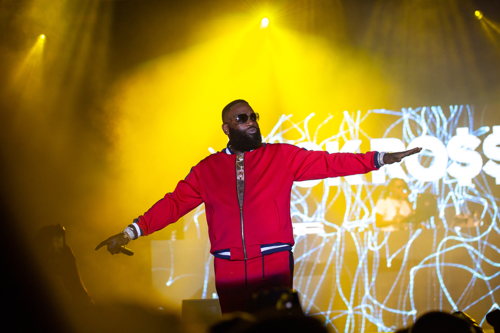 Rick Ross photo home bought