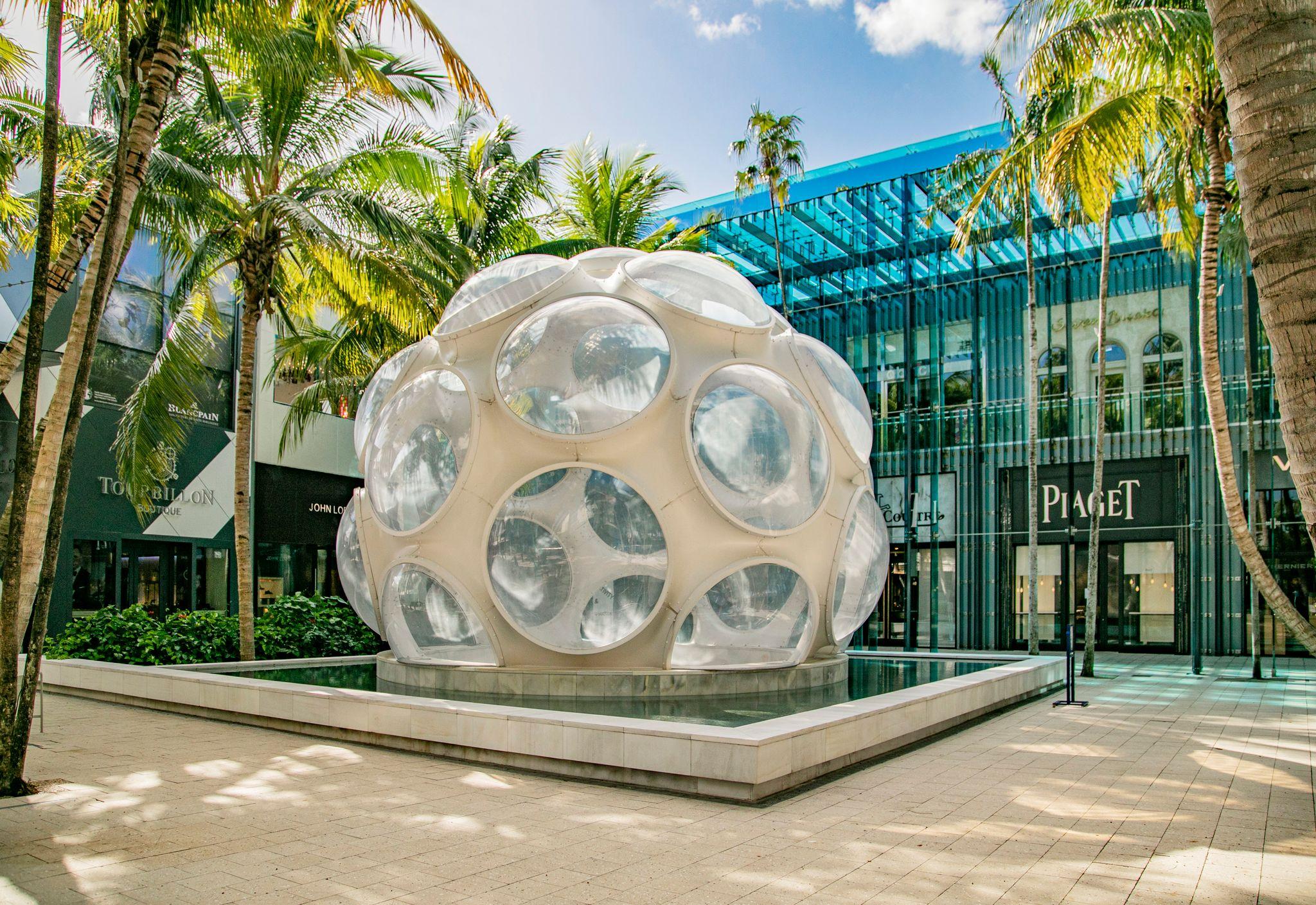 Quadro Miami Design District April 2021