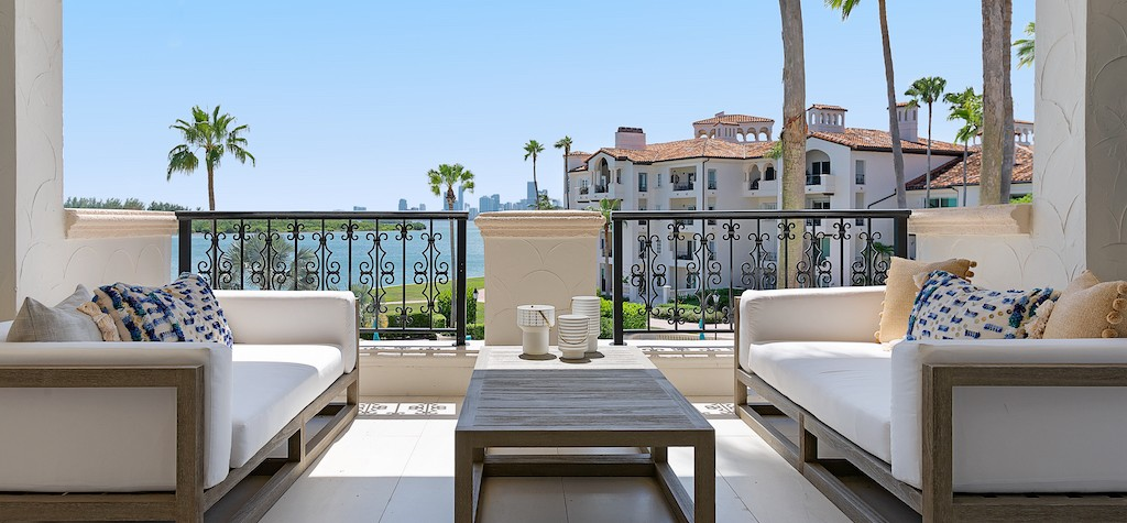 Coastal Living In Fisher Island With Luciana Fragali Of Design Solutions