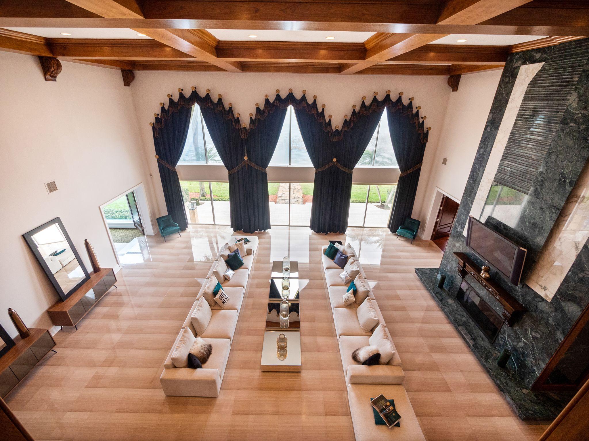 Fridman Shaq house 2