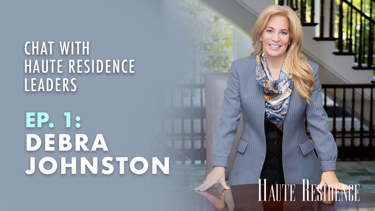 chat with Debra Johnston April 2021