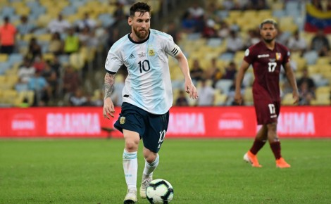 Lionel Messi article April 2021