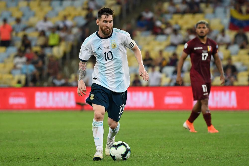 Lionel Messi article April 2021