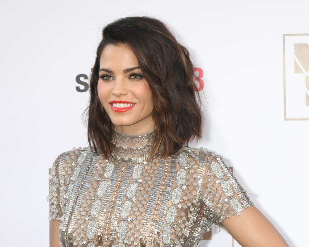 Jenna Dewan april 2021