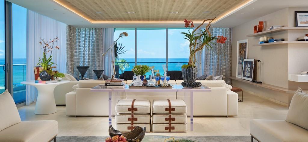 Design Solutions Walks Haute Design Through Luciana Fragali's Project The Fendi Chateu Residences