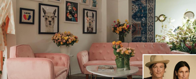 "Watch: ""Designing The Future"" Celebrity Design Webinar By Haute Residence With Cortney And Robert Novogratz"