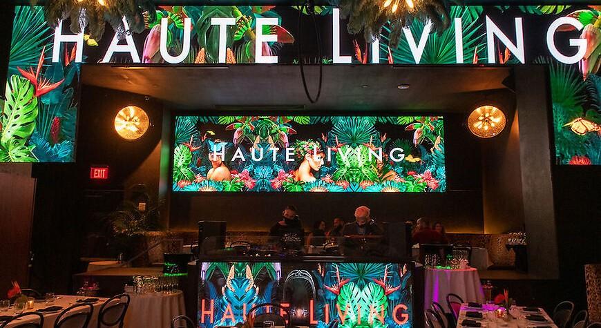 Haute Living Hosts Haute Leaders Dinner At El Tucán