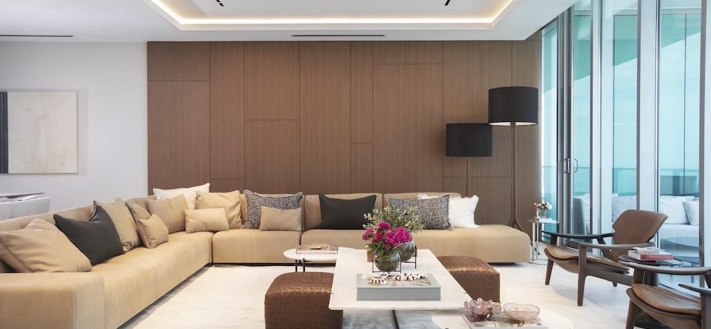 Design Solutions Presents Contemporary Living In Miami